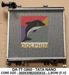 海豚塔塔纳米散热器,浓缩