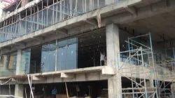 Aluminium Outer Glazing Works