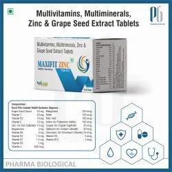 MAXIFIT ZINC Tablets
