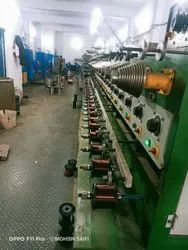 Mild Steel Copper Wire Enameling Machine, Automation Grade: Semi-Automatic, 4 Tons