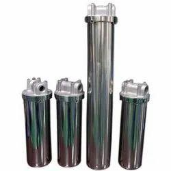 SS316, 304 SS Cartridge Filter Housing, For PHaRMa