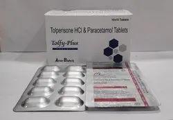Tolperisone Hcl Paracetamol Tablets