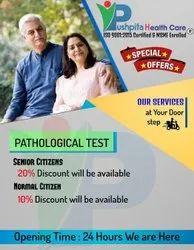 Home Pathological Testing Service