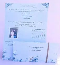 Anniversary Square Plantable Seed Paper Invitation Card, For Greeting Cards, GSM: 400 Gsm