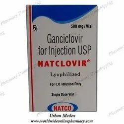 Natclovir Ganciclovir Injection