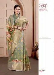 Rich Pallu Cotton Sarees