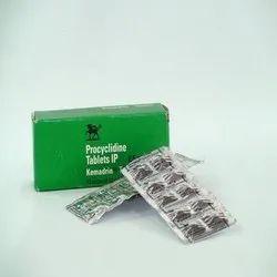 Kemadrin (Procyclidine)