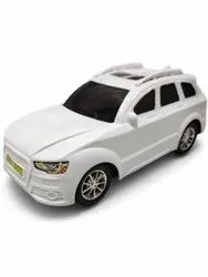 White Race Car Toys, For Kids Playing