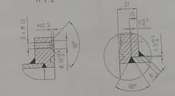 Machine Part Drawing Services