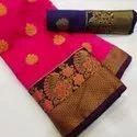 Lichi Banarasi Silk Saree