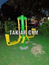 Leg Press Outdoor Gym