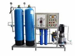 Alkaline UV RO Plant