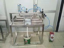 Alfa Pneumatic Paneer Press