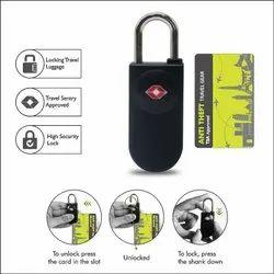 Grob Travel Luggage Swipe TSA Card Lock
