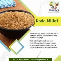 Brown Kodo Millet