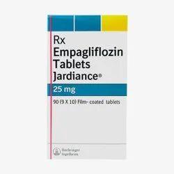 25 Mg Empagliflozin Tablets Jardiance