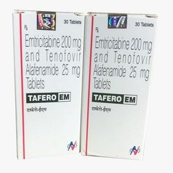 Tafero-Em (Emtricitabine (200 Mg) + Tenofovir Disoproxil Fumarate (25 Mg)