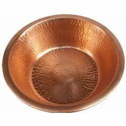 Pure Copper Pedicure Bowls
