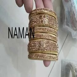 Traditional Gold Bangles Set For Women And Girl Bijoux