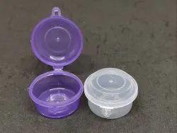 Millenium Plastic Container Junior