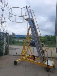 Aluminium Oil Tanker Ladder