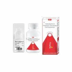 Cefpodoxime Potassium Clavulanate