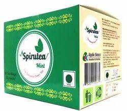 Spirulina Extract Green Tea