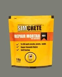 Gray Cement,Sand & Additives Repair Mortar White, Packaging Type: Bag, Packaging Size: 1kg