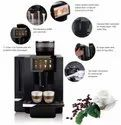 Automatic Coffee Machine with Milk Cooler