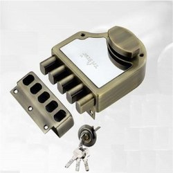 Pentagon Tri Bolt Locks