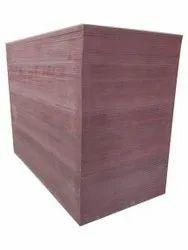 Yellow Polyurethane 18mm Brown Foam Sheet, Size: 1220X2440mm