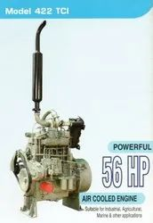 56hp Air Cooled Agro Engine