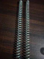 Silver Saffty Clutch Spring, Style: Compression, 4 X 17 X 36 X 17