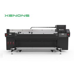 Hybrid UV Printer