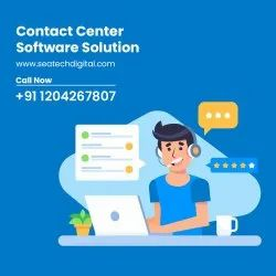 International Outbound Contact Center Solution Service, in Pan India