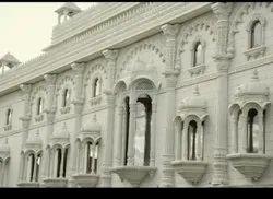 Fiberglass Temple Decoration