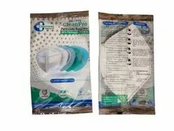 Cleanway Number of Layers: 5 Layer Clean Pro Adult N95 Mask