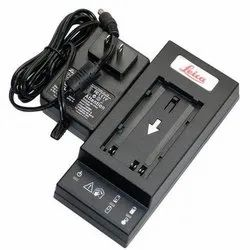Leica Total Station Battery Charger
