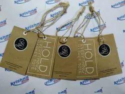 Custom hang tags for clothing