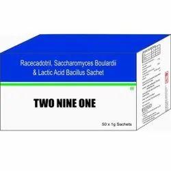 Racecadotril Saccharomyces Boulardi & Lactic Acid Bacillus Sachet
