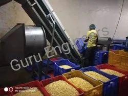 Frozen Sweet Corn Process Plant