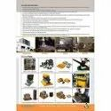 Machinery Catalogue Designing Services