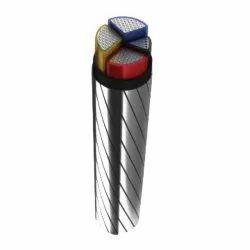 4 Core Aluminium Armoured Cable