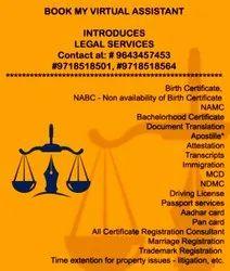 Online Legal Aid Services