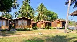 Prefab Wooden Cottage