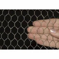 SS Hexagonal Chicken Wire Mesh