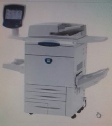Xerox Decou 250 Color Machine