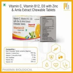 Vitamin-C Chewable Tablets
