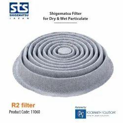 Shigematsu R2 Filter/Cartridge