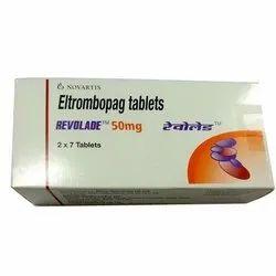 Eltrombopag 50mg Revolade Tablet, 7 Tablets In 1 Strip